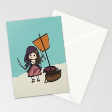 Pirate Hearts Stationery Cards