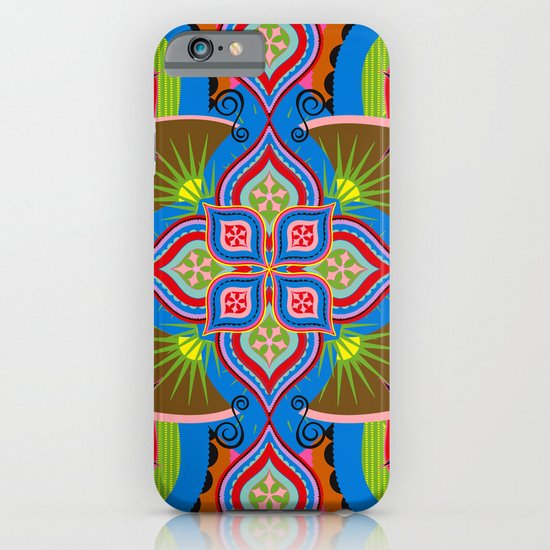 pattern02 iPhone & iPod Case