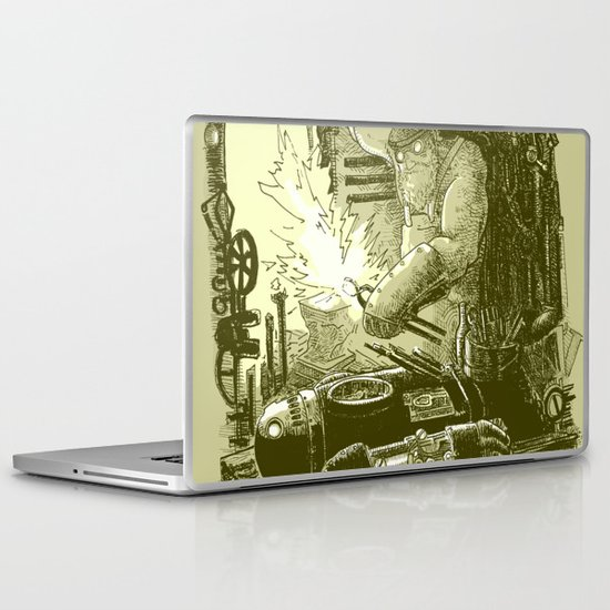 Doombots Laptop & iPad Skin