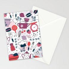 Kitchen (I Love Ma Kitchen) Stationery Cards