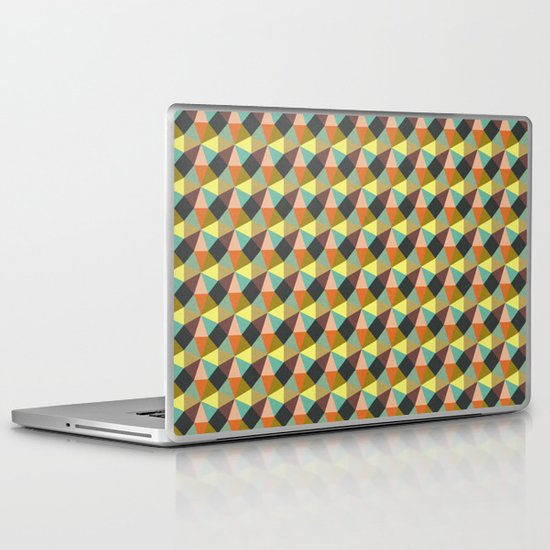 Simply Symmetry Laptop & iPad Skin