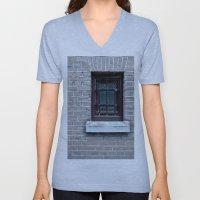 Window Unisex V-Neck