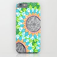 iPhone & iPod Case featuring Sharpie Doodle 4 by Kayla Gordon