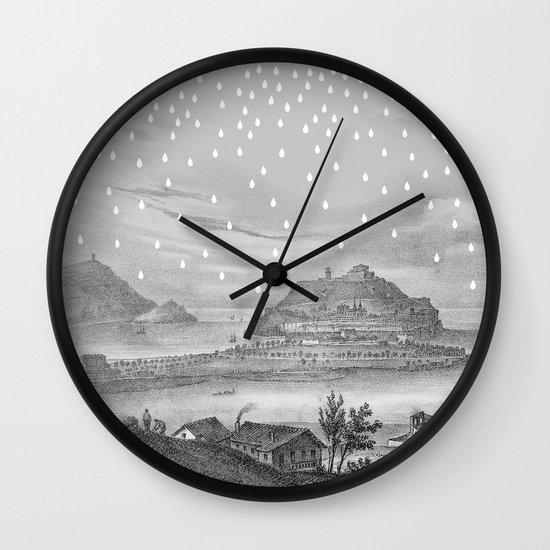 Euria Donostian Wall Clock