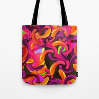 Good Vibes Background Tote Bag