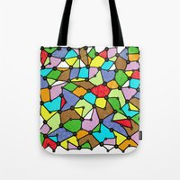 Yzor Pattern 130001 Conn… Tote Bag
