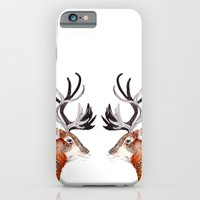 iPhone & iPod Case featuring Reindeer  by Michelle Pegrume