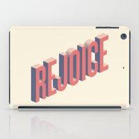 Rejoice iPad Case