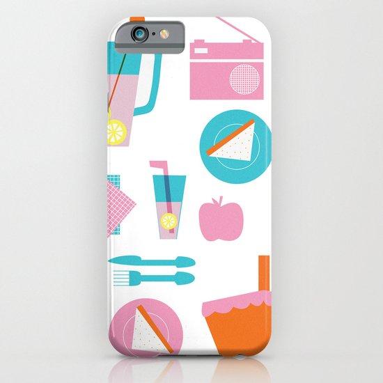 Picnic iPhone & iPod Case