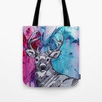 Oh my 'deer' Tote Bag