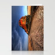 BNSF Freight  Stationery Cards
