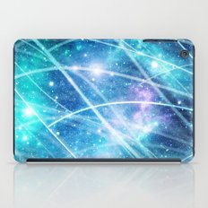 Gundam Retro Space 3 - No text iPad Case
