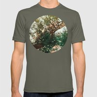 Treetops Mens Fitted Tee Lieutenant SMALL