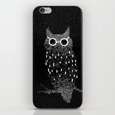 cool bird iPhone & iPod Skin