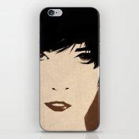 Brown iPhone & iPod Skin