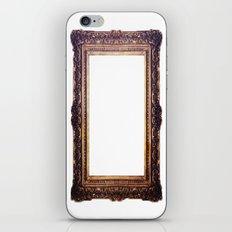 Frame iPhone & iPod Skin