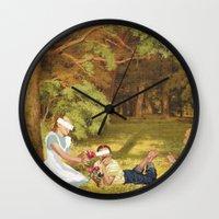 Oh, Xoxo... Wall Clock