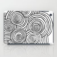 Circular iPad Case
