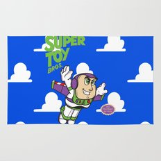 Super Toy Bros. Rug