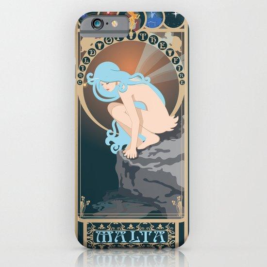 Malta Nouveau -  Sea Prince and the Fire Child iPhone & iPod Case