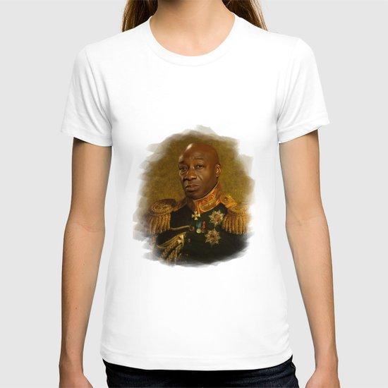 Michael Clarke Duncan - replaceface T-shirt