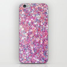 Twinkle Pink iPhone & iPod Skin