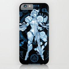 Project M - Blue Print Edition Slim Case iPhone 6s