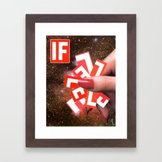 If 67: Masculine/Feminin… Framed Art Print