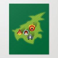 Forecast Canvas Print