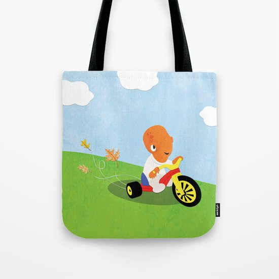 SW Kids - Big Wheel Ackbar Tote Bag