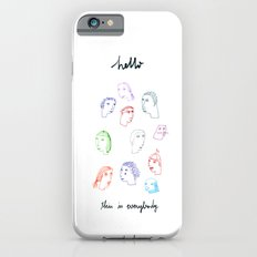 Hello, this is everybody Slim Case iPhone 6s