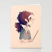 The Brightest Witch of Her Age Stationery Cards