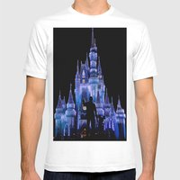 Magical Mens Fitted Tee White SMALL