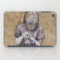 It starts early iPad Case