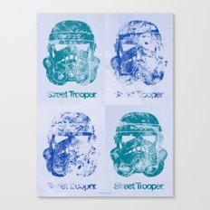 BEAST Street Trooper - Fab Four Canvas Print