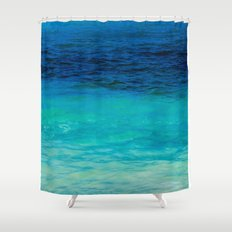 SEA BEAUTY Shower Curtain