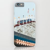 iPhone & iPod Case featuring Summer Thrills by Young Swan Designs