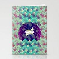 ≠. Stationery Cards