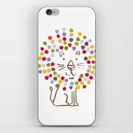 iPhone & iPod Skin featuring Dandy Lion by Budi Kwan