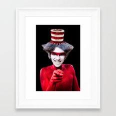 Candy Man Framed Art Print