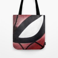 SPIDEY FACE Tote Bag