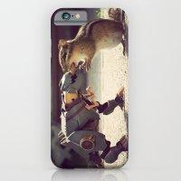Grimlock vs Munkzilla iPhone 6 Slim Case