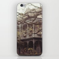 New Orleans Southern Beauty iPhone & iPod Skin