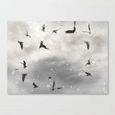 Fly Birds Fly Canvas Print