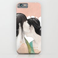 tell me a secret iPhone 6 Slim Case