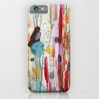 iPhone & iPod Case featuring sur la route by sylvie demers