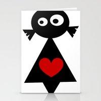 ···MuÑeQUita MoOi MoOi... Stationery Cards