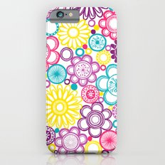BOLD & BEAUTIFUL blooms Slim Case iPhone 6s