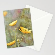 Buttercup Delight Stationery Cards