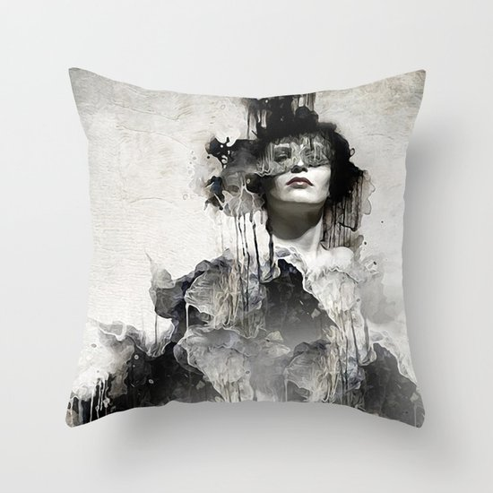 MDG Throw Pillow